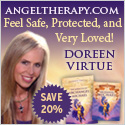 Save 20% on Doreen Virtues books!