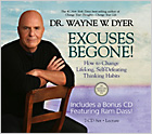 Excuses Begone! CD Dr Wayne Dryer