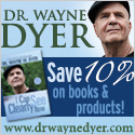 Wayne Dyer - Buy now get a free gift 125x125