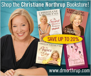 Dr. Northrup Site Bookstore