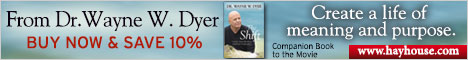Dr. Wayne Dyer Products